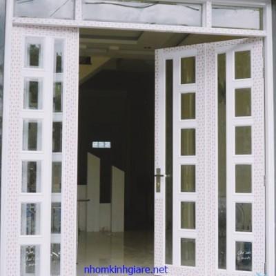 Hình ảnh cửa nhôm kính đẹp TpHCM nhận thi công báo giá lắp đặt NHANH