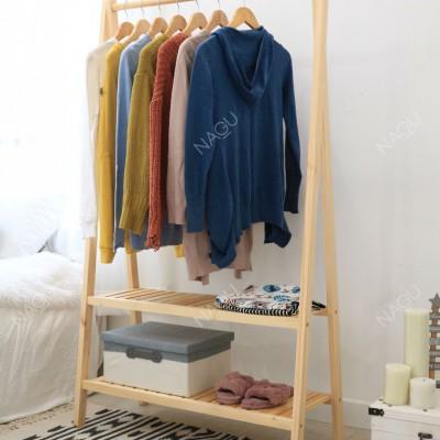 Giá kệ tủ gỗ treo quần áo chữ A
